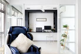100 Interior Design Marble Flooring And Brass Elevate The Look Of This HDB Flat Lookboxliving