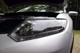 replace the headlight bulbs on a 2014 nissan rogue