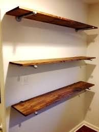 How To Make Rustic Shelves At PlumberSurplus