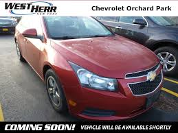 Used 2012 Chevrolet Cruze For Sale At West Herr Used Car Outlet ...