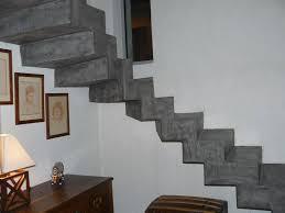 comment rénover un escalier carrelé artisan en béton ciré