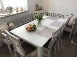 bank weiß küche esszimmer in bayern ebay kleinanzeigen