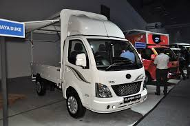 Tata Super Ace Food Truck Example, Malaysia - Autoworld.com.my