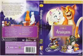 Plutos Christmas Tree Dvd by Dvd Los Aristogatos Clásico N 20 Disney Películas Pinterest