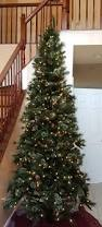 Home Depot Ge Pre Lit Christmas Trees by Best 25 9ft Christmas Tree Ideas On Pinterest Big Lots