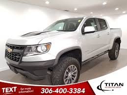 100 Chevrolet Colorado Truck PreOwned 2018 ZR2 4X4 CAM NAV Leather HTD Seats