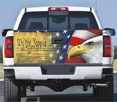 Truck Tailgate Wrap Decal We The People Eagle 3m Vinyl 7Yr Black Trucks Matter Tailgate Decal Sticker 4x4 Diesel Truck Suv Small Get Lettered Up White 7279 Ford Pickup Fleetside Ranger Vinyl Compact Realtree Max5 Camo Graphic Camouflage Decals Sierra Midway 2014 2015 2016 2017 2018 Gmc Sierra Dodge Ram Rage Power Wagon Style Bed Striping F150 Center Stripe 15 Center Hood Racing Stripes Rattlesnake Xtreme Digital Graphix Tacoma Afm Graphics 62018 Chevy Silverado 3m