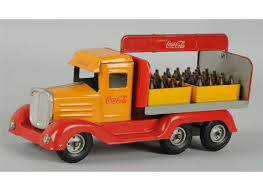 Impressive 1949 Coca-Cola Gozo Toy Truck. 164 Diecast Toy Cars Tomica Isuzu Elf Cacola Truck Diecast Hunter Regular Cocacola Trucks Richard Opfer Auctioneering Inc Schmidt Collection Of Cacola Coca Cola Delivery Trucks Collection Xdersbrian Vintage Lego Ideas Product Shop A Metalcraft Toy Delivery Truck With Every Bottle Lledo Coke Soda Pop Beverage Packard Van Original Budgie Toys Crate Of Coca Cola Wanted 1947 Store 1998 Holiday Caravan Semi Mint In Box Limited
