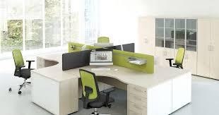 bureau de poste maur des fosses bureaux mélaminé pieds panneaux couleur bois ubia mobilier 94