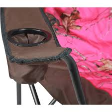 Kelsyus Canopy Chair Recall by Mossy Oak Outfitter Deluxe Chair Pink Walmart Com