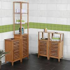 badezimmer set narita badschrank badregal standregal mit