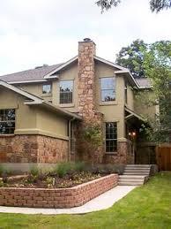 Images Duplex Housing Plans by House Front Color Elevation View For D 542 Duplex House Plans