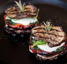 plat rapide a cuisiner tian d aubergines tomates et mozzarella plat rapide à faire et