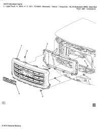 Chevy Silverado Motor Parts Diagram - Wiring Diagram •