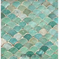 Fish Scale Tile Fish Scales Shower Tile Fish Scale Tile Lowes