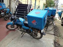 Dominos Bike Pizza Hut Scooter RT BrianSozzi Best Delivery