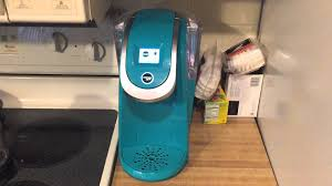 Keurig 20 K200 K250 Teal Review