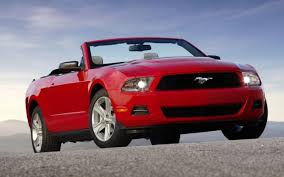 2010 Ford Mustang GT Convertible Much Improved