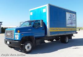 1996 GMC TopKick Lo-Pro Box Truck | Item DD7406 | SOLD! Octo... Refrigerated Vans Models Ford Transit Box Truck Bush Trucks Elf Box Truck 3 Ton For Sale In Japan Yokohama Kingston St Andrew E350 In Mobile Al For Sale Used On Buyllsearch Van N Trailer Magazine Man Tgl 10240 4x2 Box Trucks Year 2006 Mascus Usa Goodyear Motors Inc Used 2002 Intertional 4300 Van For Sale In Md 13 1998 4700 1243 10 Salenew And Commercial Sales Parts Intertional 24 Foot Non Cdl Automatic Ta Kenworth 12142