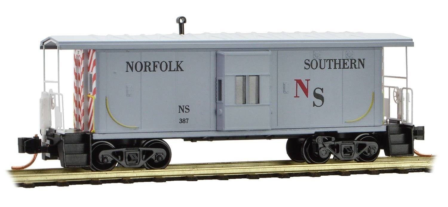 Micro-trains 13000240 Norfolk Southern Bay Window Caboose - 31', N-scale