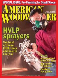 Best Hvlp Sprayer For Cabinets by Aw Extra 5 16 13 Basic Hvlp Spray Techniques Popular