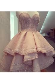 2017 Sweetheart A Line Homecoming Dress