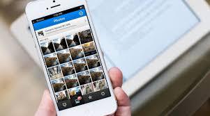 Dropbox app s new design new photo tab