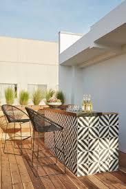 Outside Patio Bar Ideas by Best 20 Outdoor Tiles Ideas On Pinterest Garden Tiles Pergola