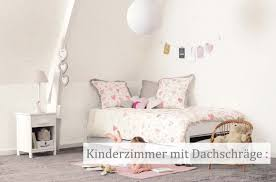 kinderzimmer mit dachschräge einrichten gestalten kinder