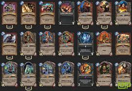gaara s naxx control warrior deck 2p com hearthstone heroes