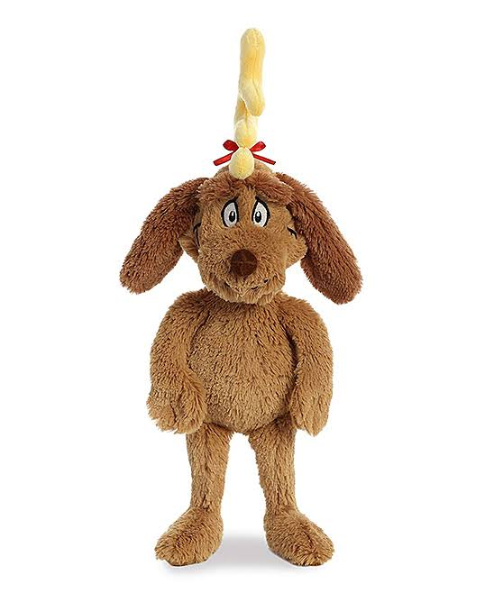 Aurora World Plush - Dr. Seuss - Max (18 inch)