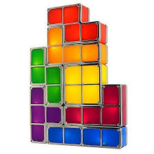 Tetris Stackable Led Desk Light by Tetris Desk Lamp Stop The Boring