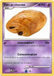 Pokemon Pain Au Chocolat