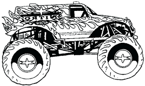 Coloring Page Pages Boys Trucks Sports Batman Cars Printable Truck Hot Wheels Free Race Full