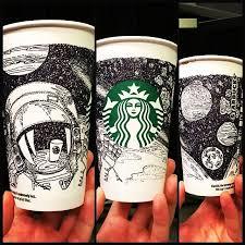 Drawn Starbucks Doodle 12