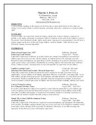 Child Care Director Resume Daycare
