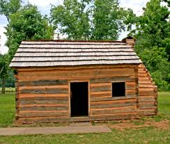 3370 X 2139 This Cabin At The Knob Creek Farm As Assembled Using Some Of Logs Belonging To Gollaher Home Gollahers Were Neighbors