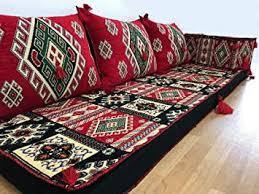 orientalische sitzecke bodenkissen orientalische sitzgruppe