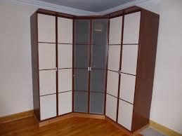 Ikea Hopen Dresser Instructions by Ikea Hopen Corner Wardrobe With Addition Side Units In