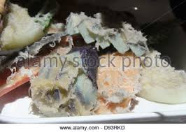 models cuisine display of plastic food models in window of restaurant in the