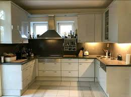küche bulthaup gebraucht hochglanz mit e geräte ohne backofen
