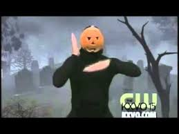 Pumpkin Man Dances To Girls Talkin Bout