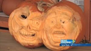 Cal Poly Pumpkin Patch San Luis Obispo by Pumpkin Sculptor Offers Tips At Mcgrath Street Pumpkin Patch Keyt