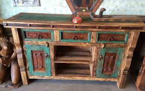 Surprising Design Ideas Mexican Furniture Cool Rustic Painted Similiar
