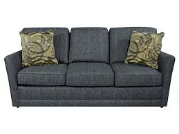 England Tripp Simple Sofa with Tapered Arms Virginia Furniture