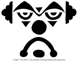 Free Frankenstein Pumpkin Stencil Printables by Pumpkin Carving Patterns