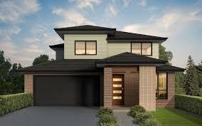100 Home Designes Double Storey Designs 2 Storey House Designs Hunter