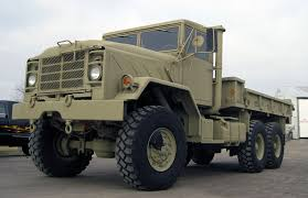 M923A2 5 Ton 6×6 Cargo Truck | Oshkosh Equipment Sales, LLC