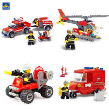 KAZI City Fire Fighting Series Building Brick Toys DIY Firefighting ... Lego City Fire Station 60110 Lets Build Youtube Creator Mini Truck 6911 Brick Radar Debuts New 1166piece Winter Village To Get You Lego Speed How The Firetruck Moc Littlebird Your Own Adventure Collections Up 56 Off Fire Truck Toys R Us Canada 10740 Juniors Patrol Suitcase Amazoncouk Airport Review Truthfulnerd Wooden Vehicle Cstruction Set Educational