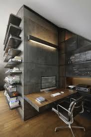 bureau loft industriel déco loft industriel un studio en brique et bois à sofia